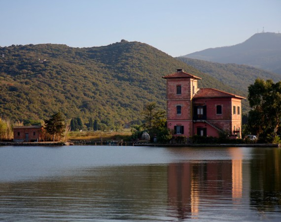 LAGOON OF ORBETELLO
