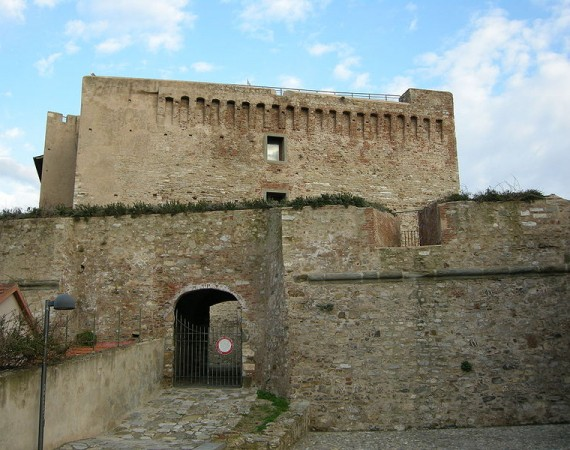 CASTLE AND FORTRESS MEDICEA – Piombino