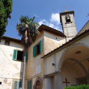 CHIESA DI SAN PIETRO DI GIGLIO CASTELLO – Isola del Giglio