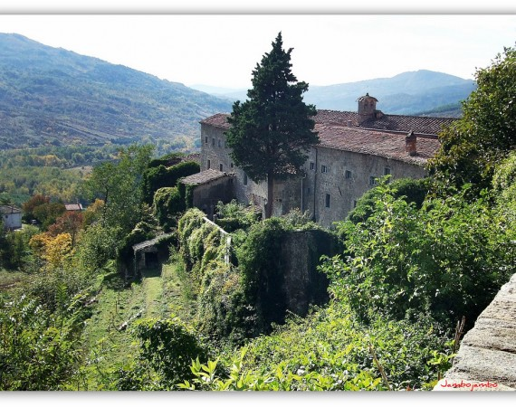 PIEVE OF ST. FLORA AND LUCILLA – Santa Fiora